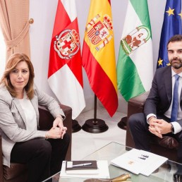 Ramón Fernández-Pacheco Monterreal - Informe sobre actuaciones pendientes y propuestas solicitadas a la presidenta de la Junta de Andalucía
