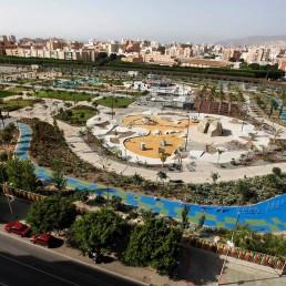 Ramón Fernández-Pacheco Monterreal - parque de las familias