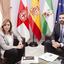 Ramón Fernández-Pacheco Monterreal - Una Junta al servicio de todos los andaluces