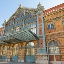 Ramón Fernández-Pacheco Monterreal - Estación de Tren