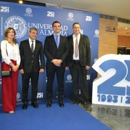 25 aniversario universidad de almeria